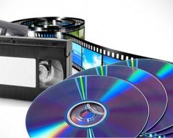 CONVERSÃO VHS PARA DVD