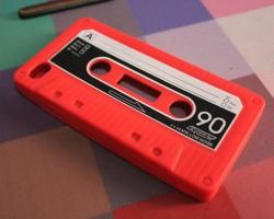 Fita-K7-Vermelha