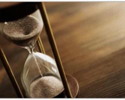 tempo passando